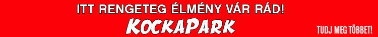 KOCKAPARK élményközpont