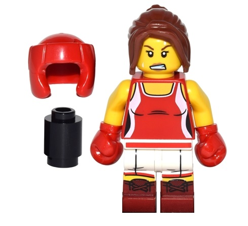 Kickboxer csaj