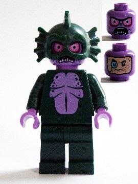 Swamp Monster / Mr. Brown