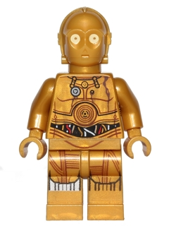 C-3PO - Decorated Legs (75059)