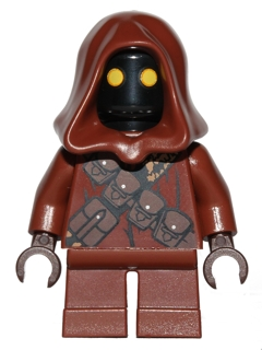 Jawa with Gold Badge (75059)