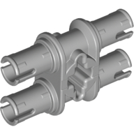 Technic, Pin Double with Axle Hole