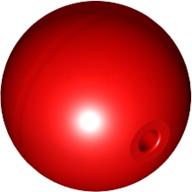 Bionicle Zamor Sphere - Red