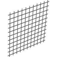 String, Net 10 x 10 Square