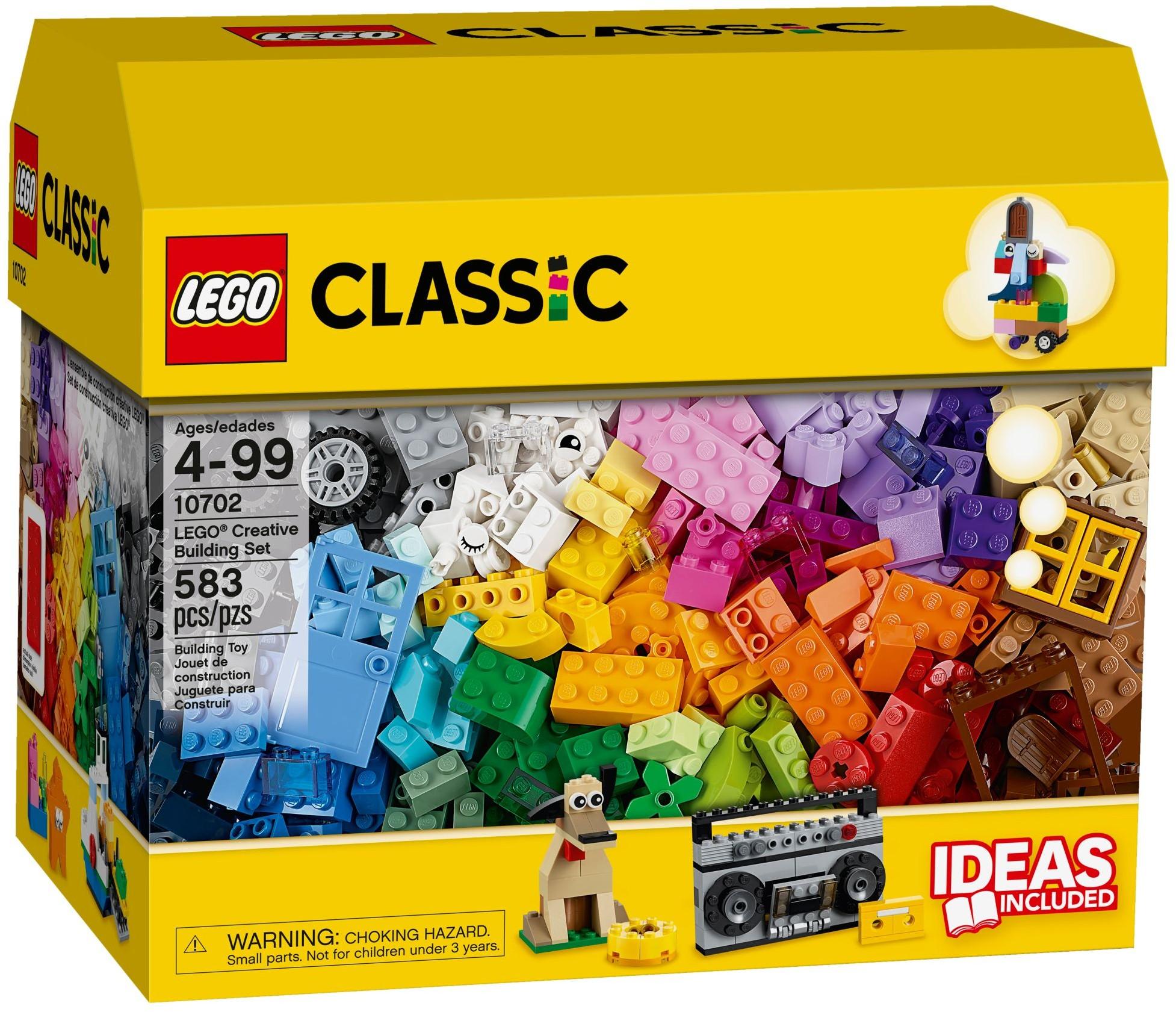 LEGO® Kreatív építő szett