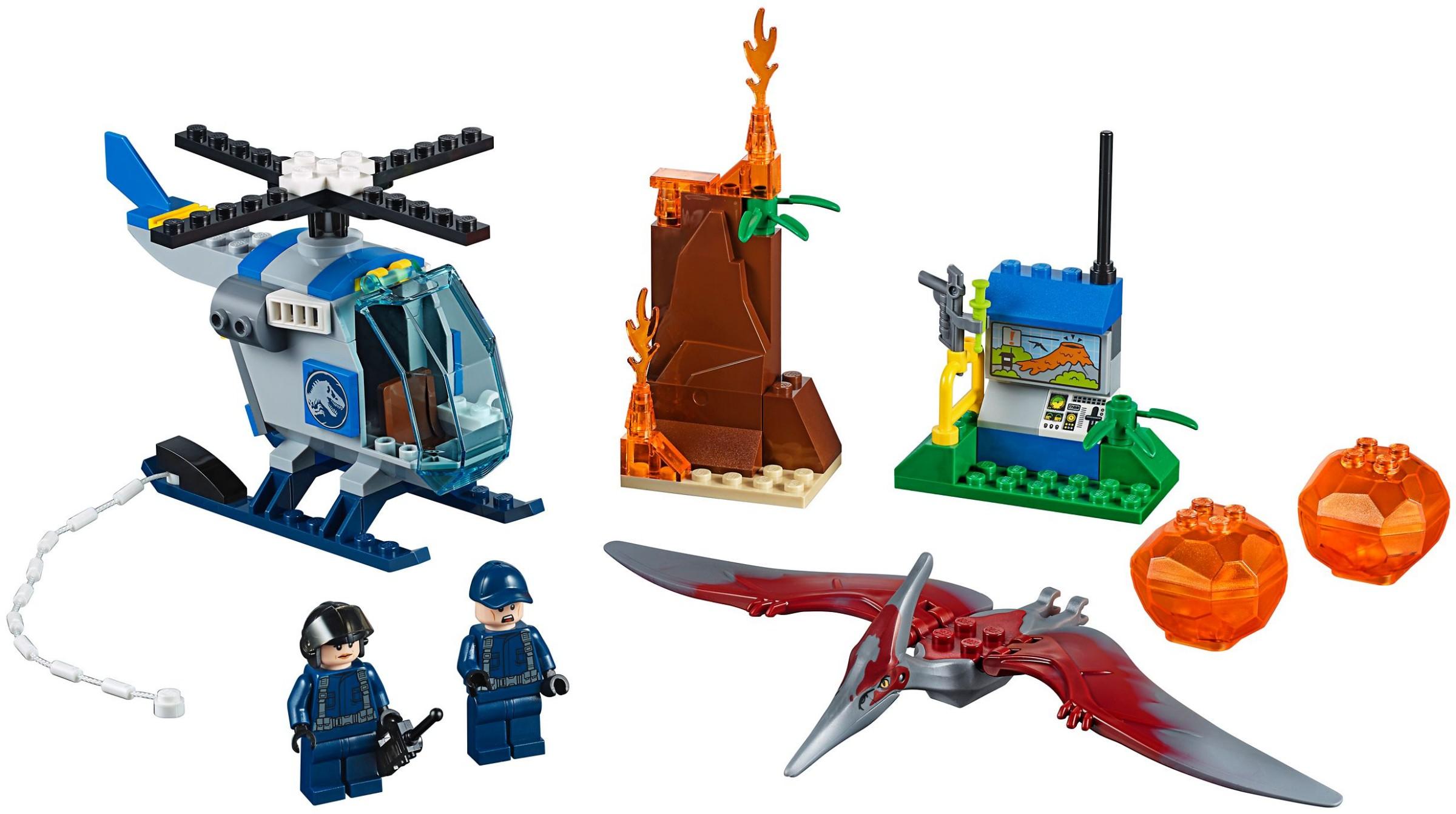 LEGO® Pteranodon szökés