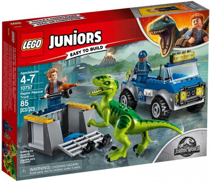 LEGO® 10757 - Raptormentő teherautó