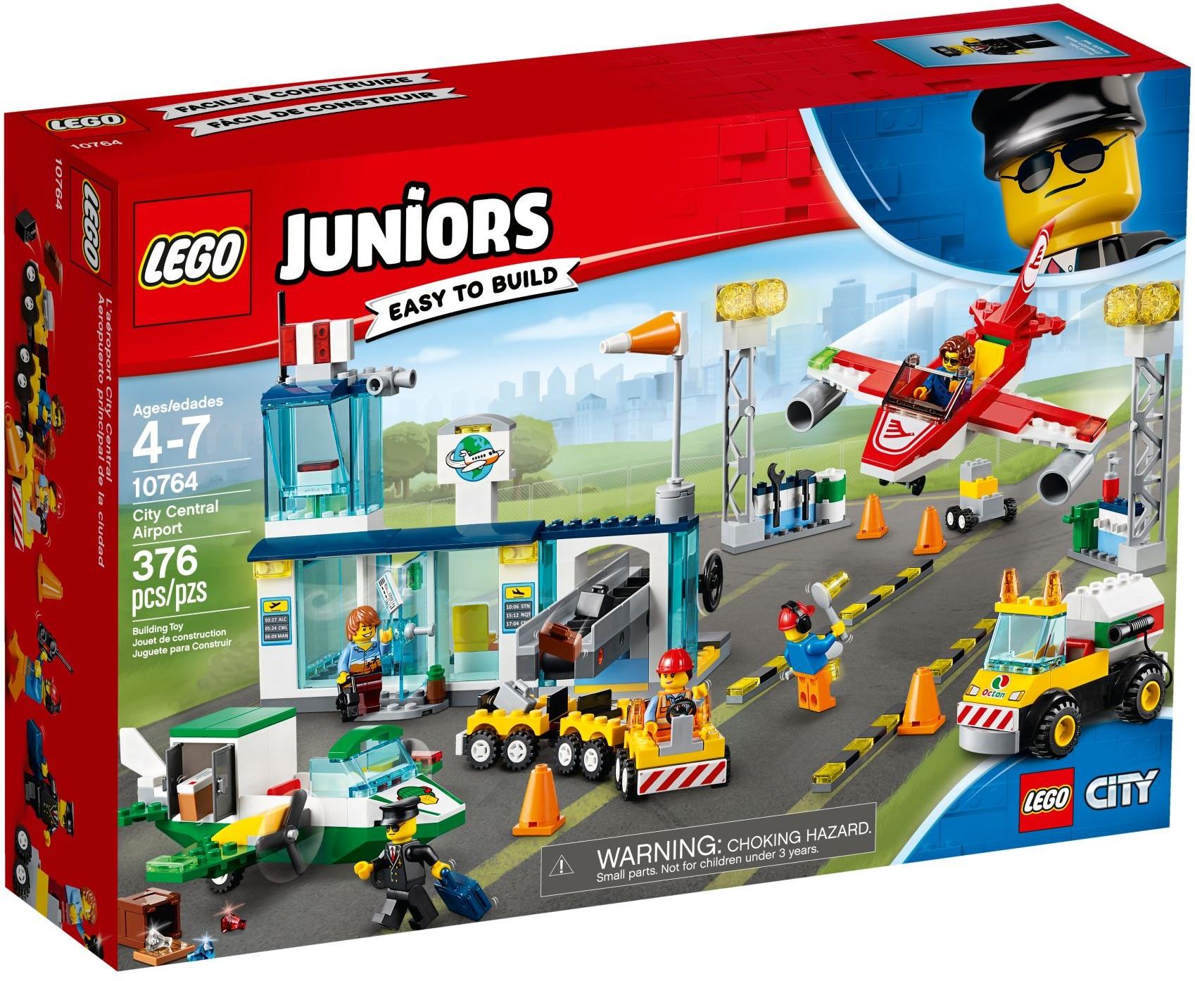 LEGO® City Központi Repülőtér