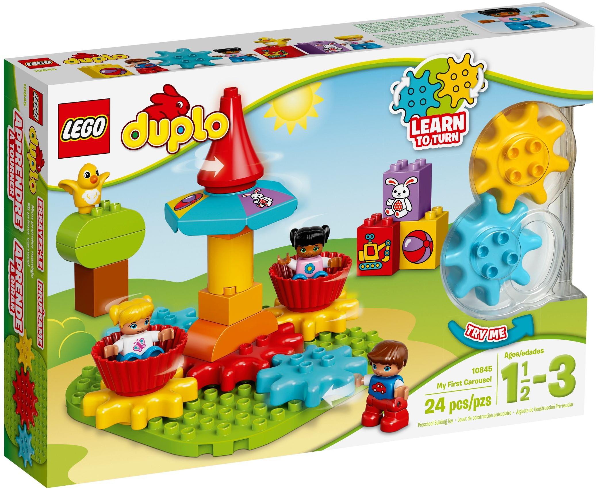 LEGO® Első körhintám