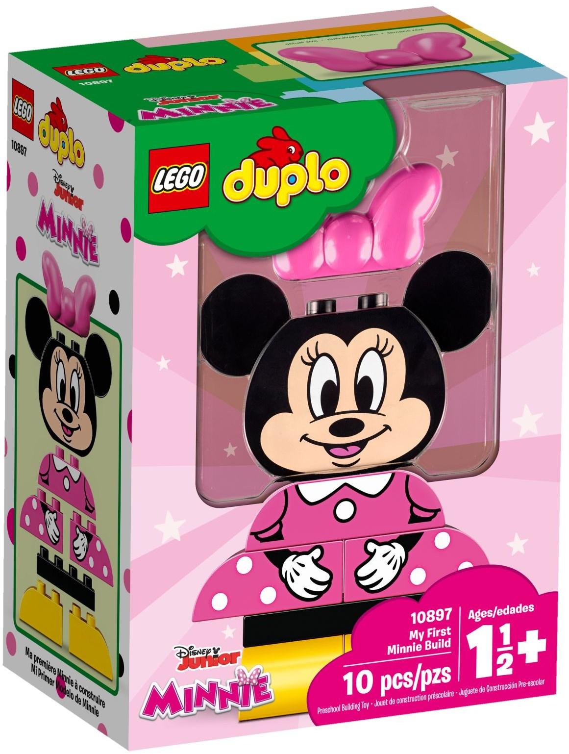 LEGO® 10897 - Első Minnie egerem