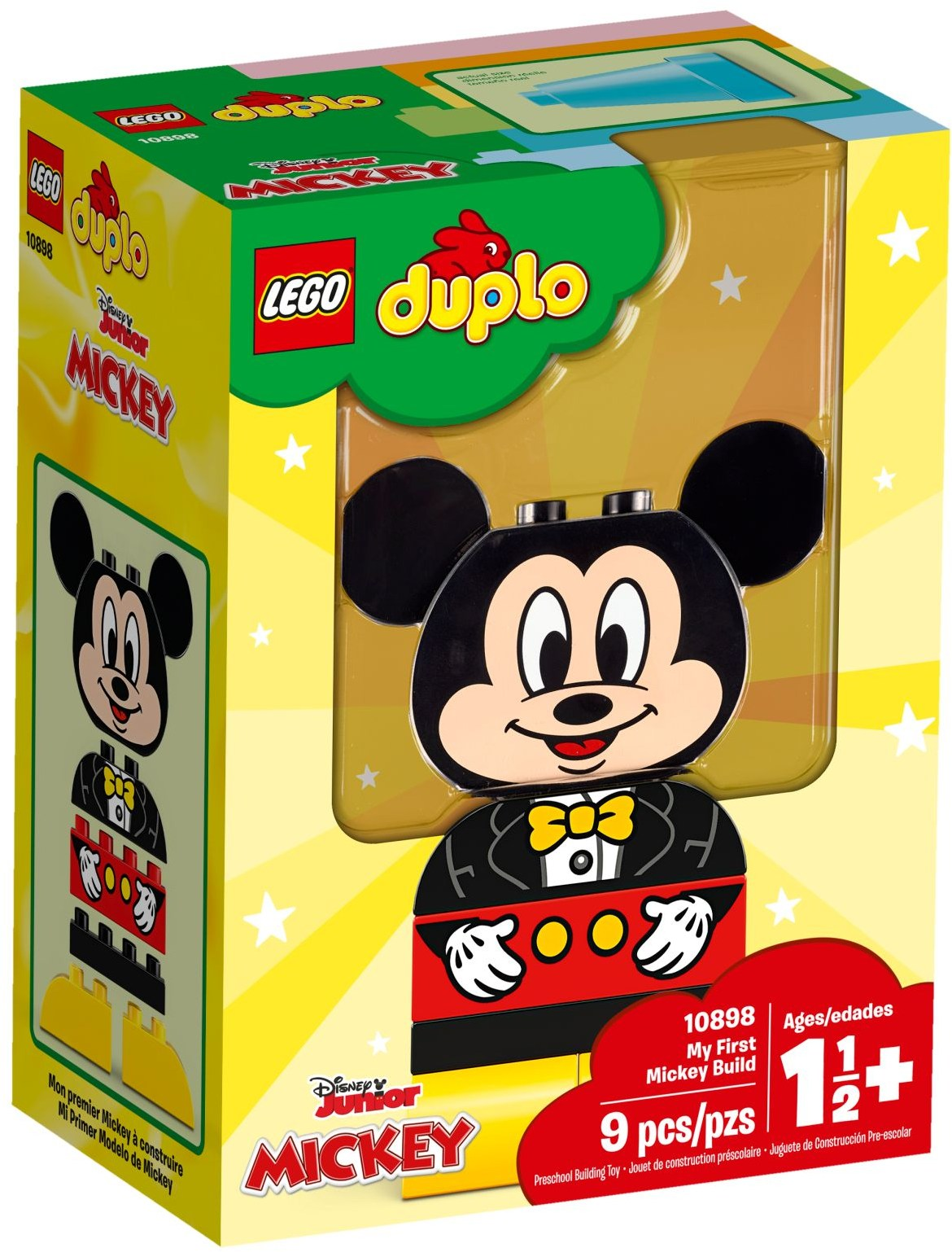LEGO® 10898 - Első Mickey egerem