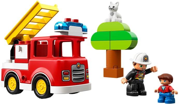 LEGO® 10901 - Tűzoltóautó