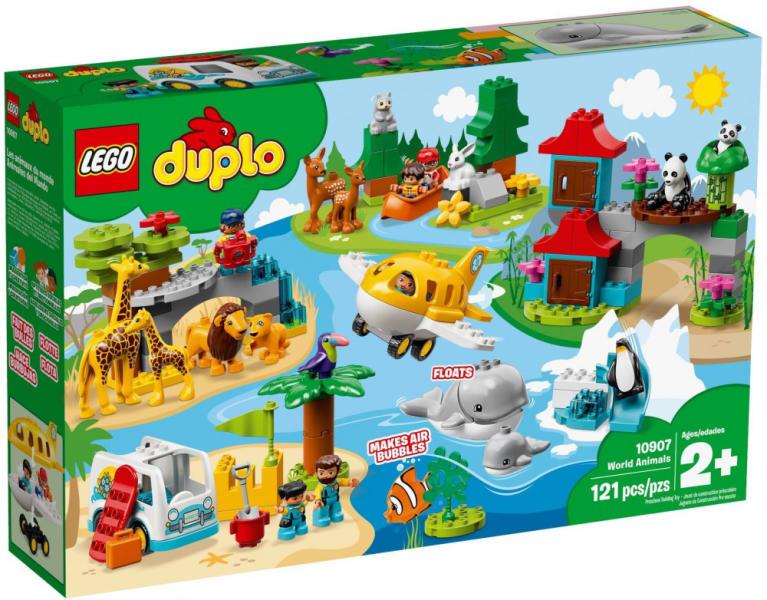 LEGO® 10907 - A világ állatai