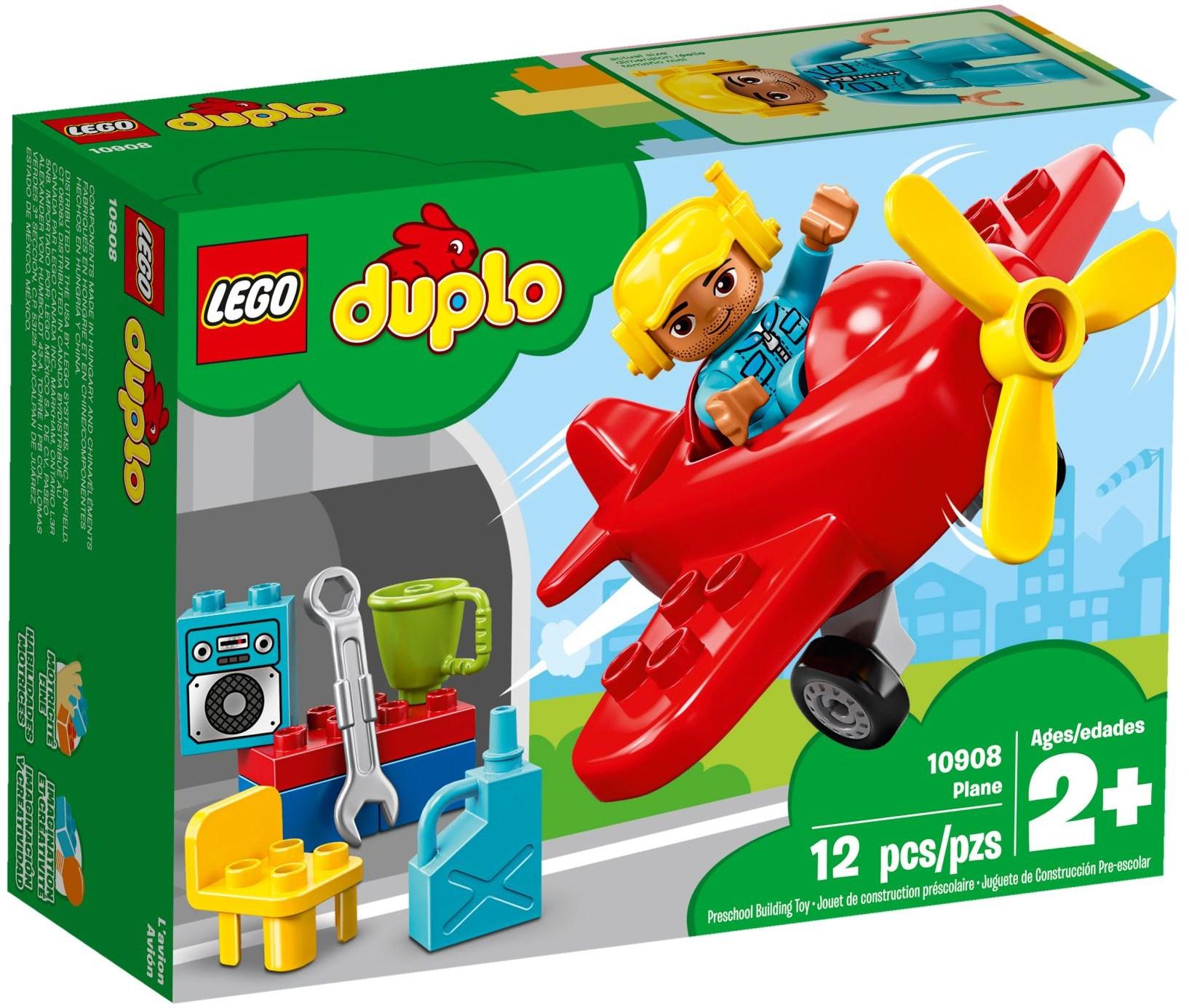 LEGO® 10908 - Repülőgép