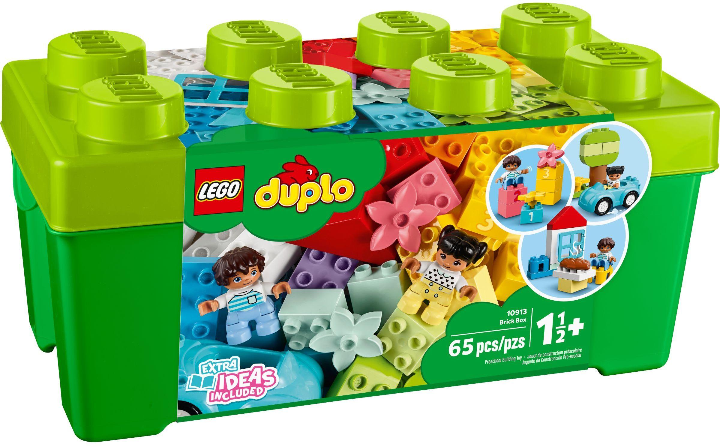 LEGO® 10913 - Elemtartó doboz