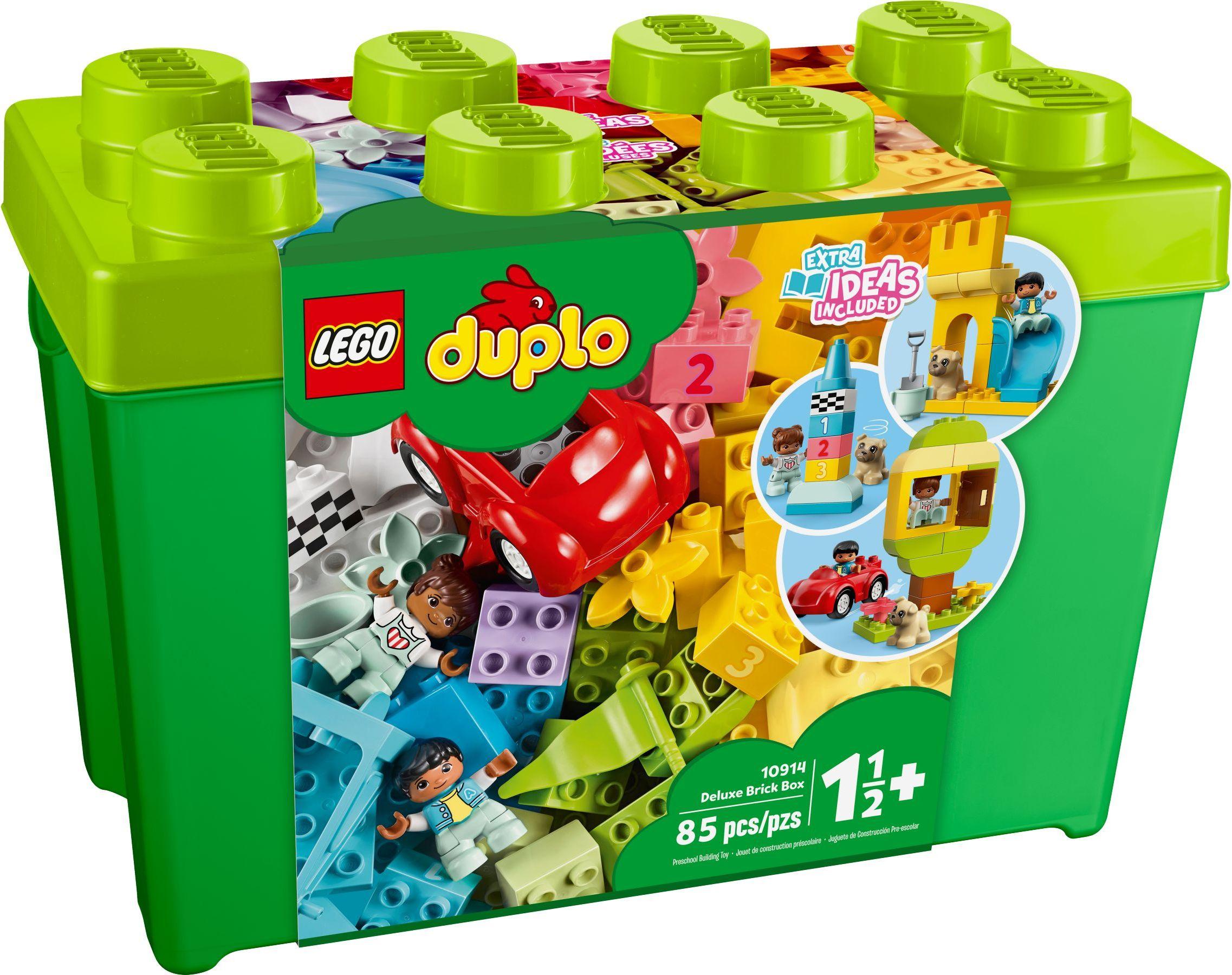 LEGO® 10914 - Deluxe elemtartó doboz