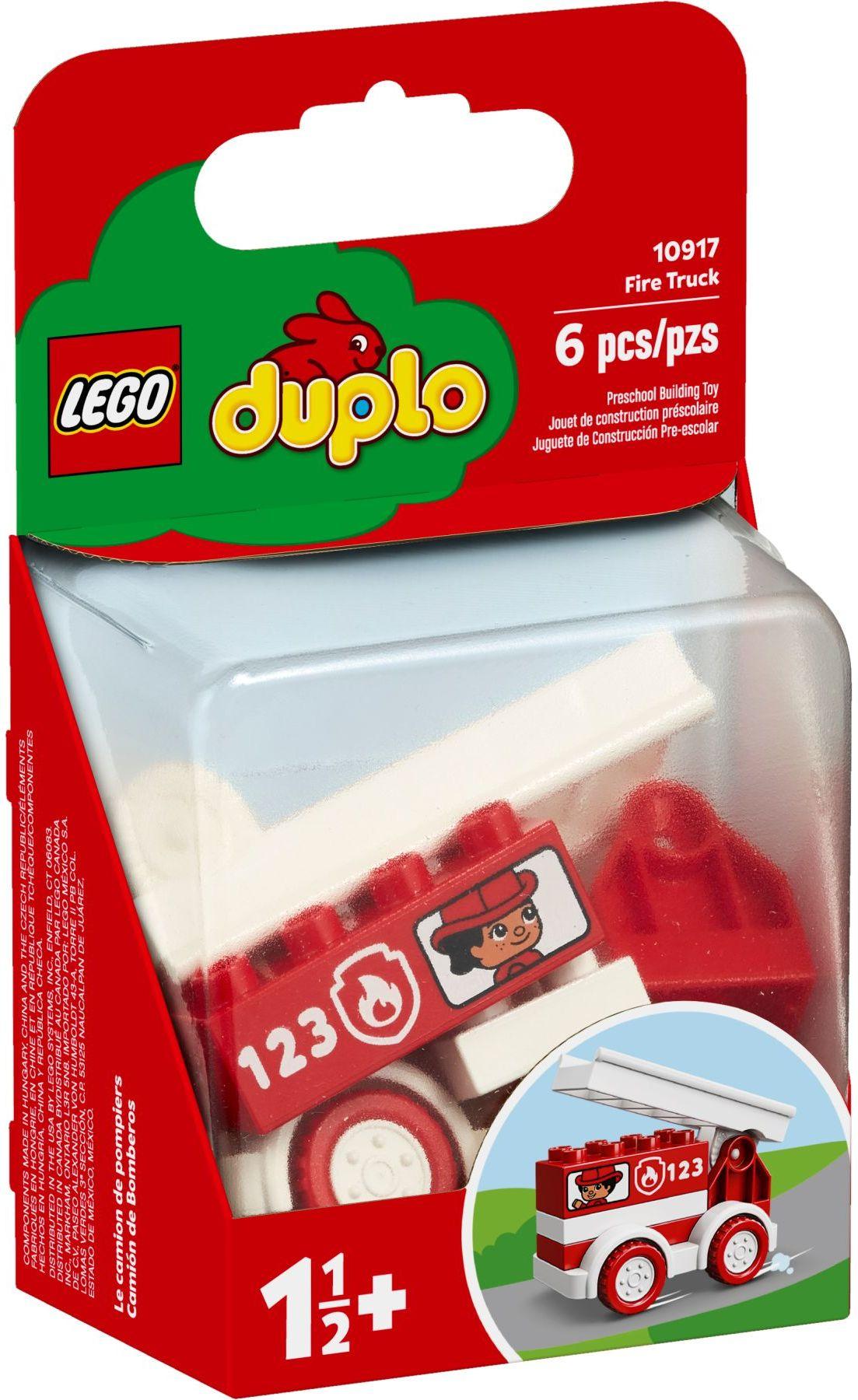 LEGO® 10917 - Tűzoltó