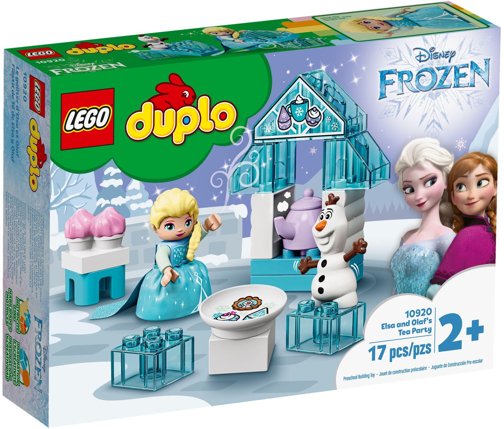 LEGO® 10920 - Elsa és Olaf teapartija