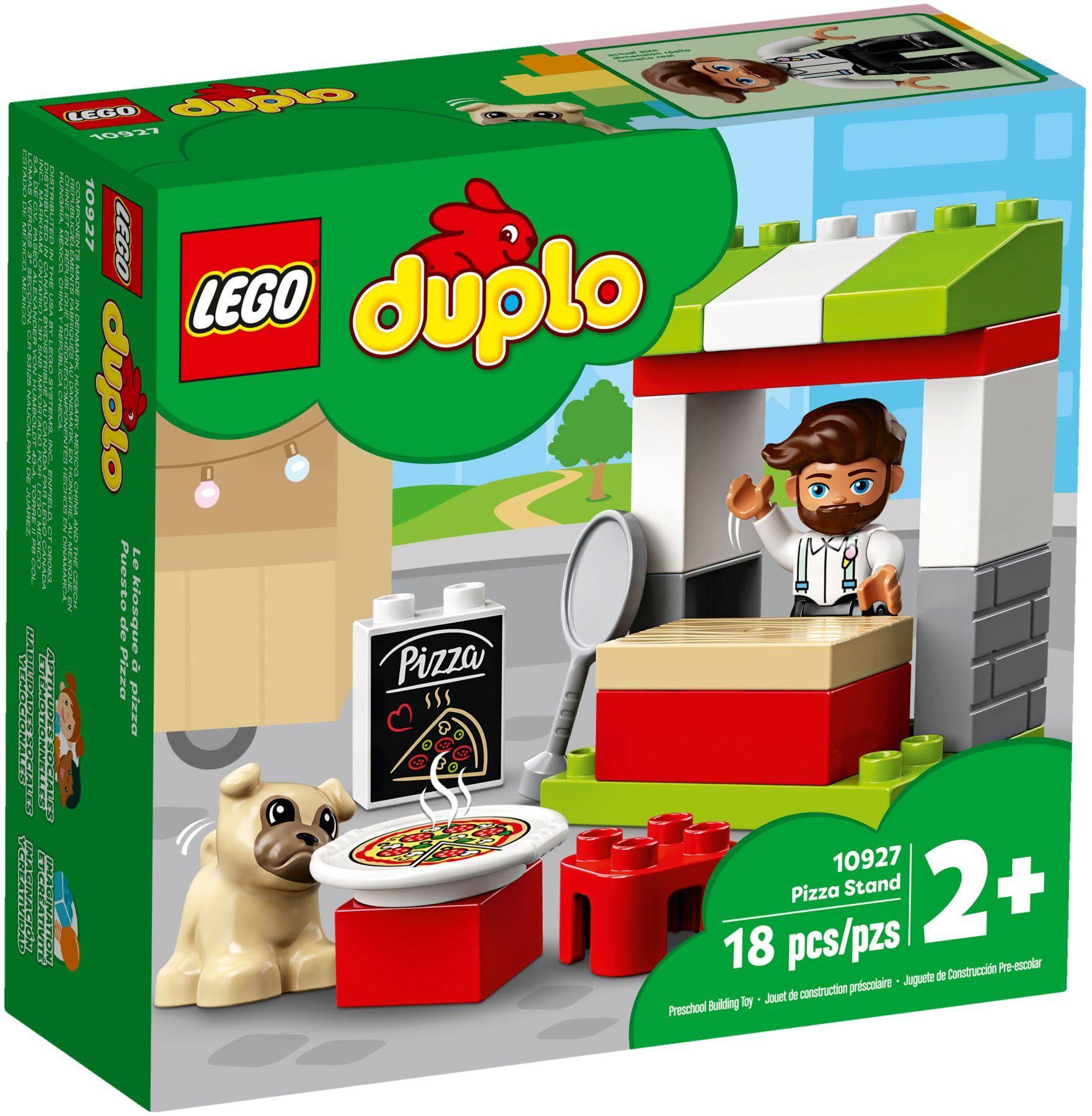 LEGO® 10927 - Pizzéria