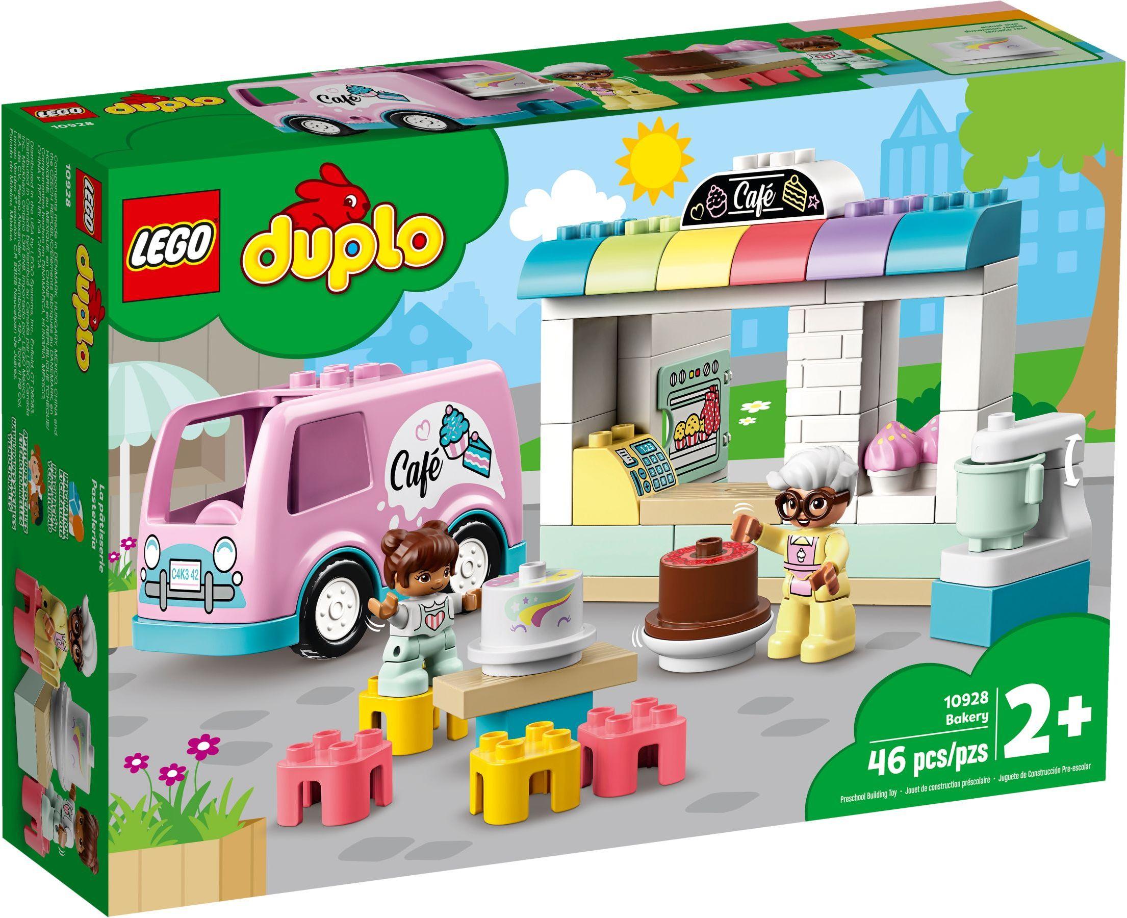 LEGO® 10928 - Pékség