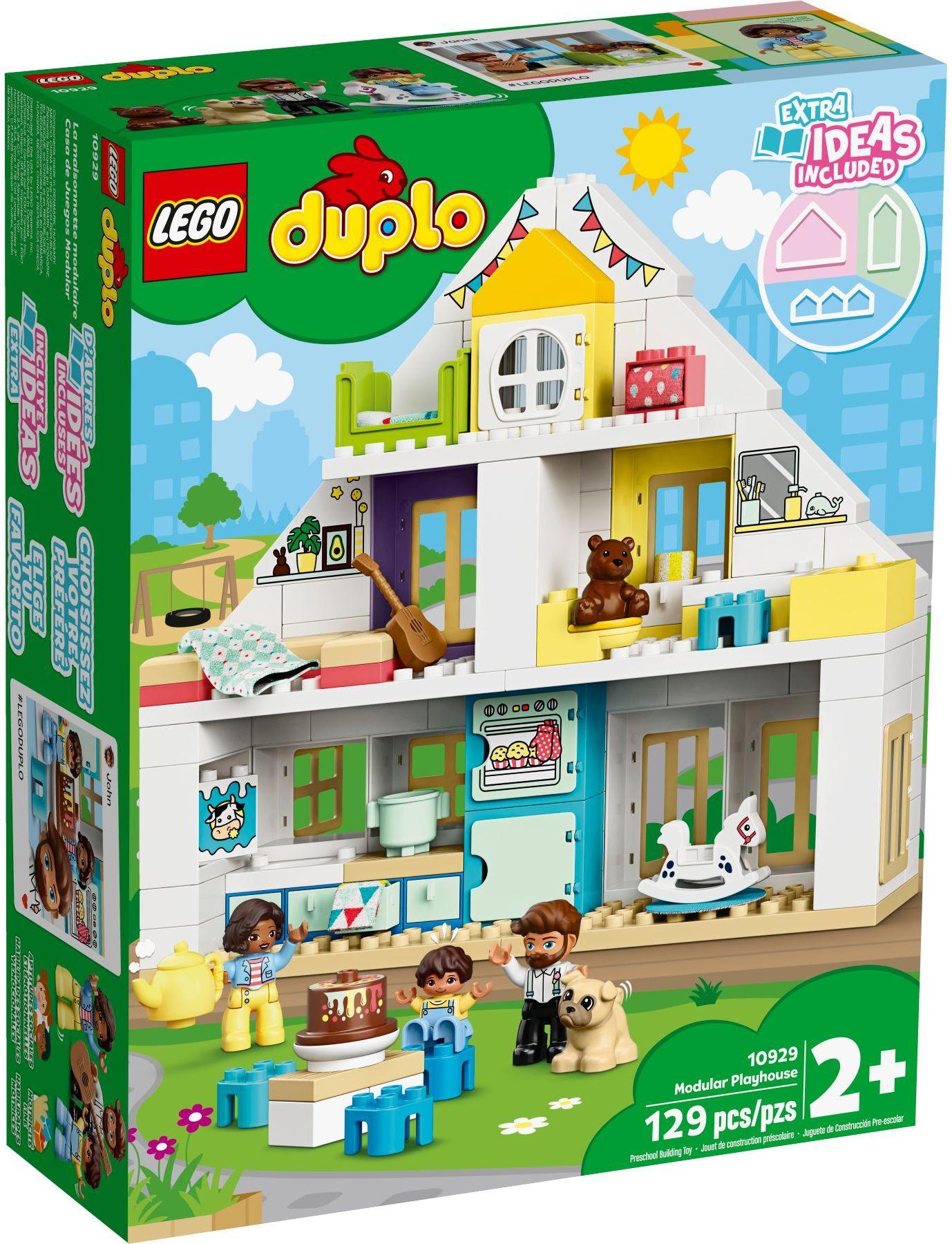 LEGO® 10929 - Moduláris játékház