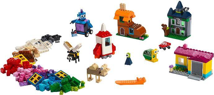 LEGO® A kreativitás ablakai