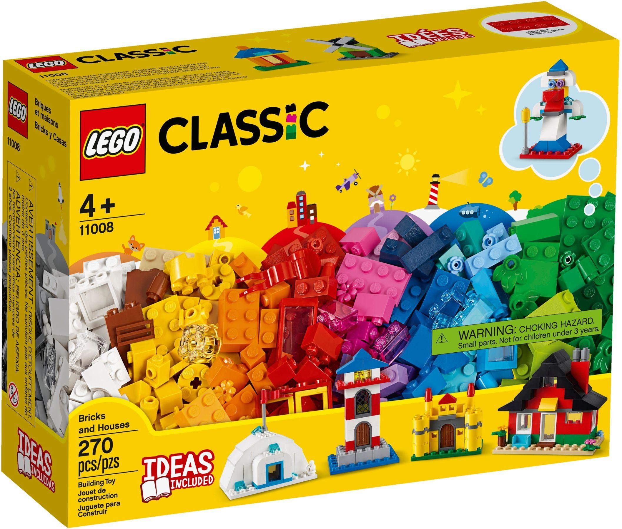 LEGO® 11008 - Kockák és házak