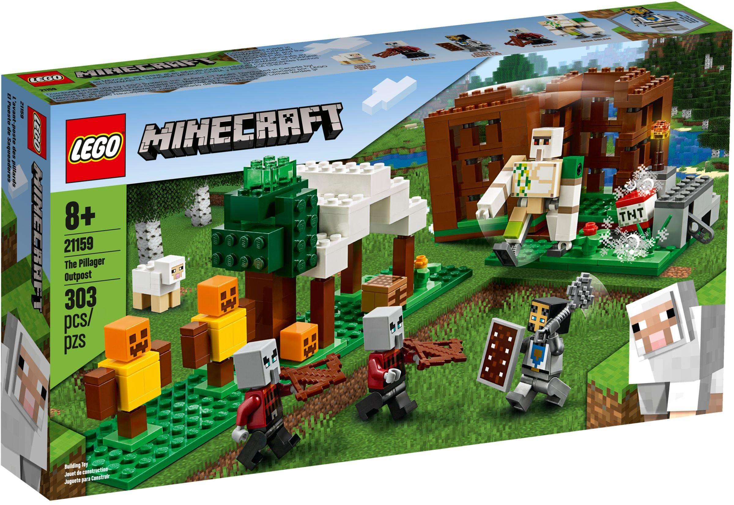LEGO® 21159 - A Fosztogató őrtorony