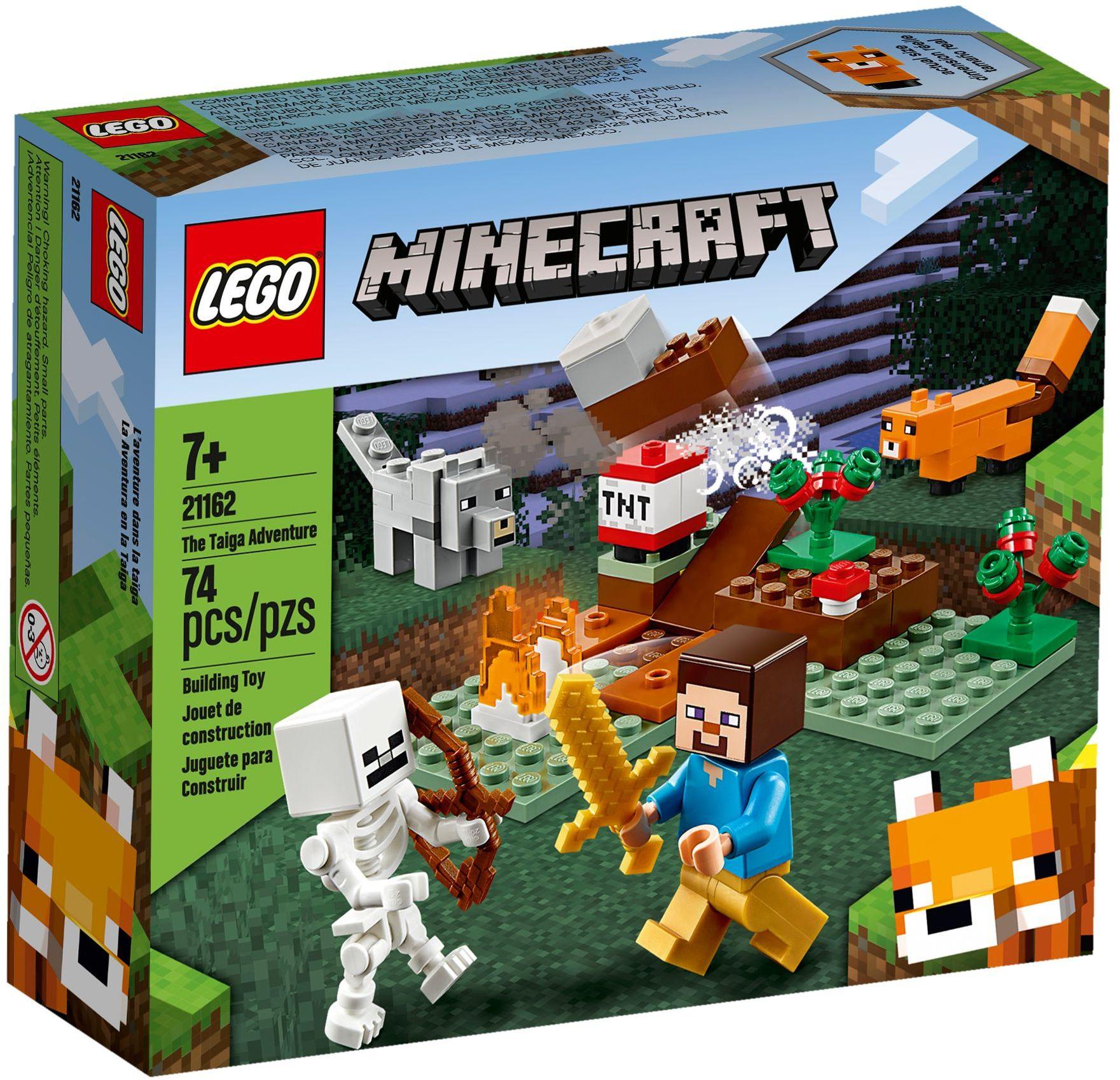 LEGO® 21162 - A tajgai kaland