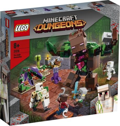 21176 - A dzsungelszörny