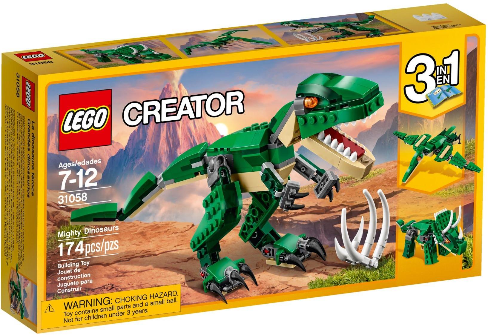 LEGO® Hatalmas dinoszaurusz