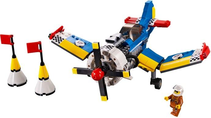 LEGO® Versenyrepülőgép