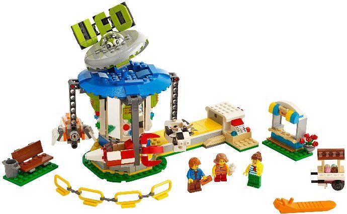 LEGO® Vásári körhinta