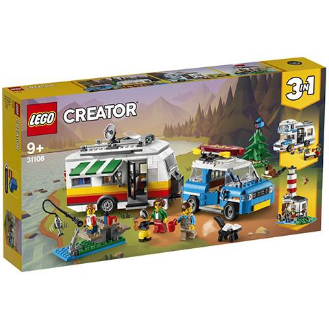 LEGO® 31108 - Családi vakáció lakókocsival