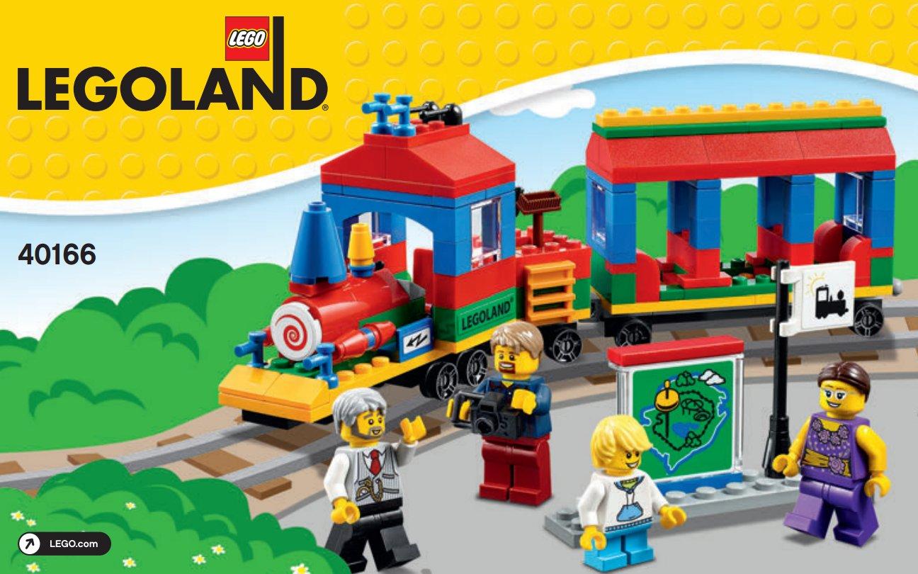 Legoland Vonat