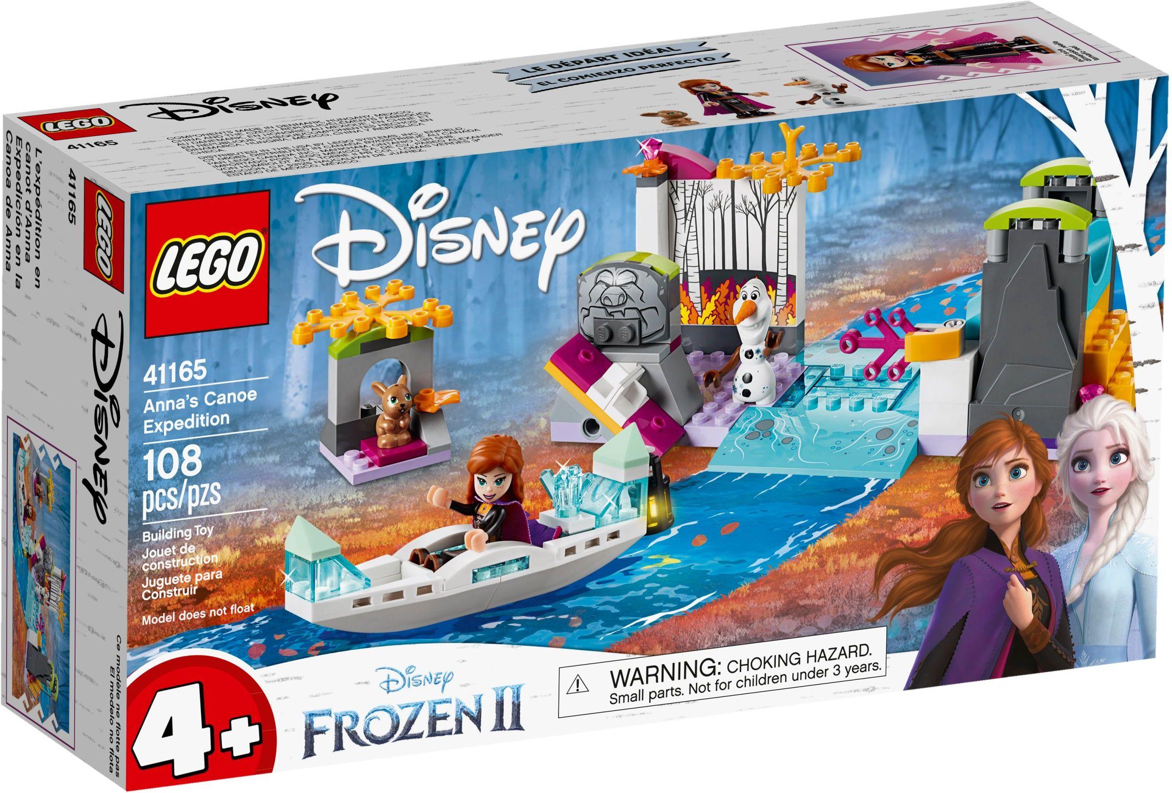 LEGO® 41165 - Anna kajaktúrája