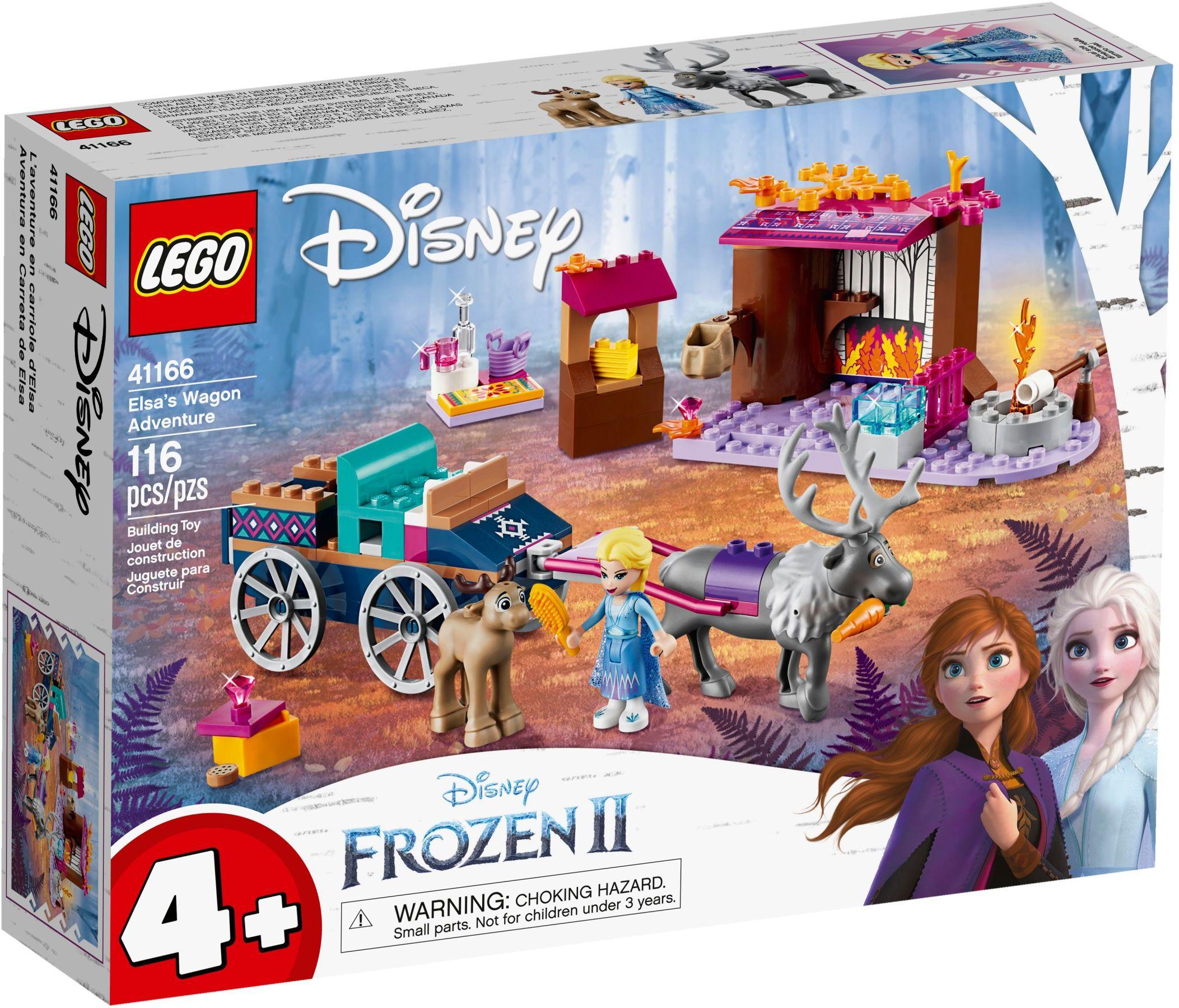 LEGO® 41166 - Elza kocsis kalandja