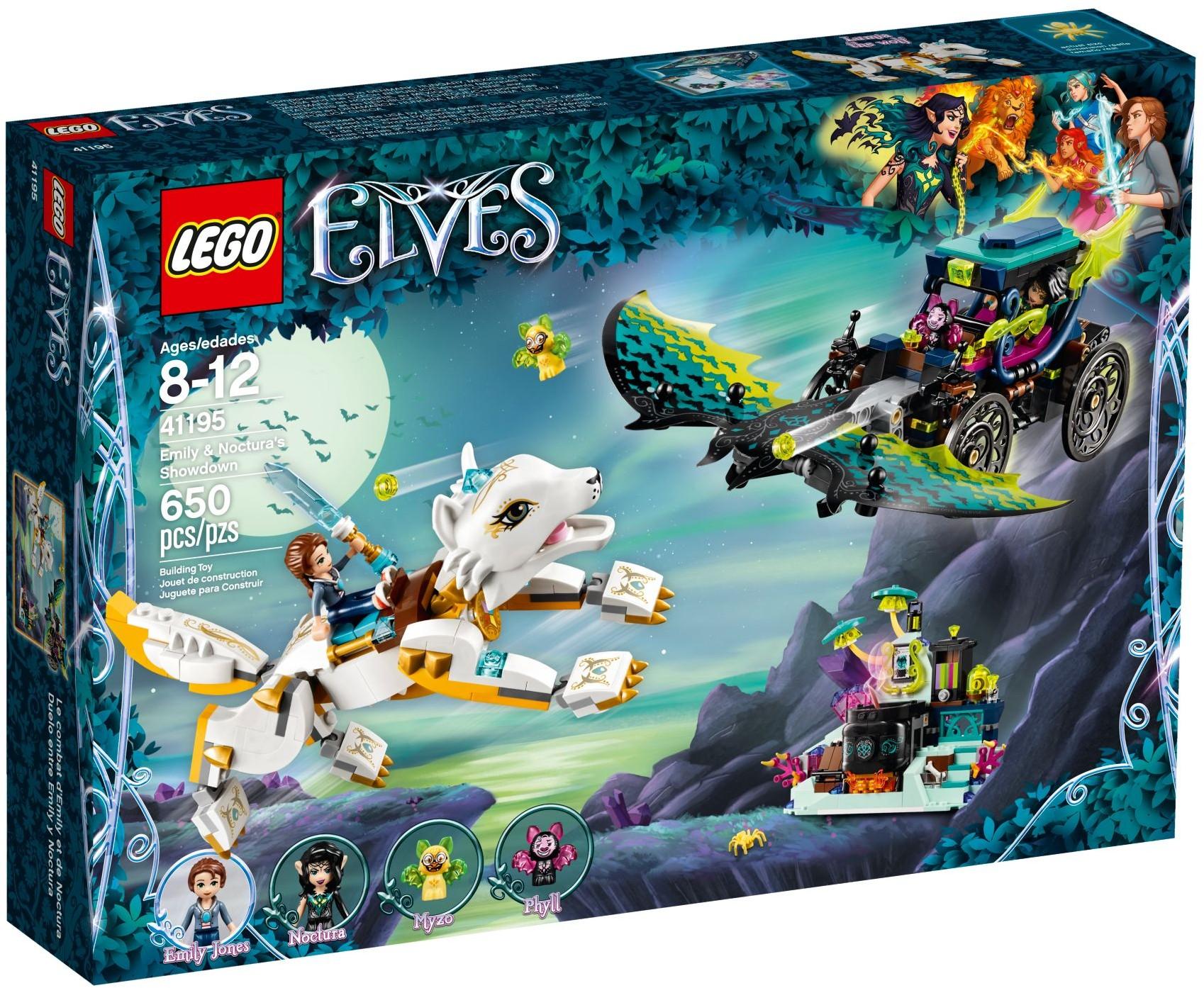 LEGO® 41195 - Emily és Noctura végső leszámolása
