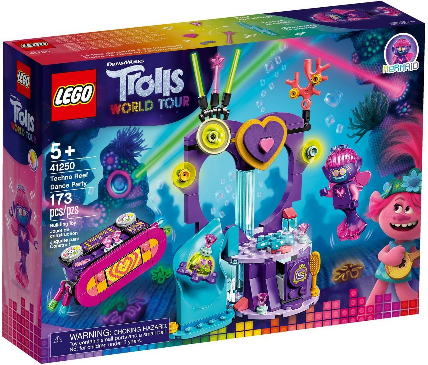 LEGO® 41250 - Táncparti a Techno szirten