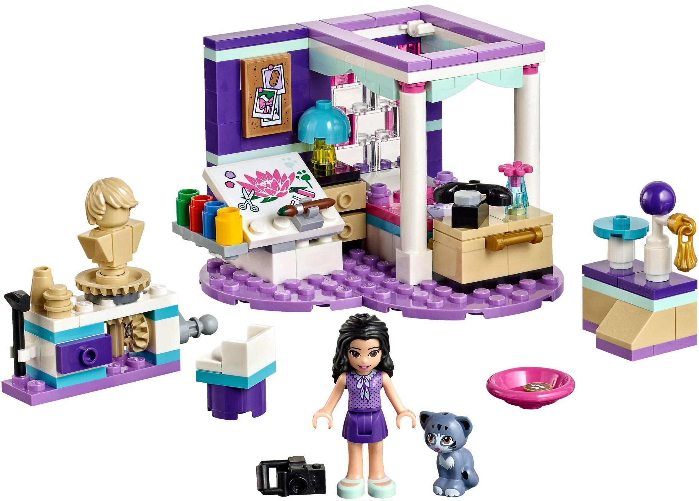 41342 - Emma kreatív hálószobája