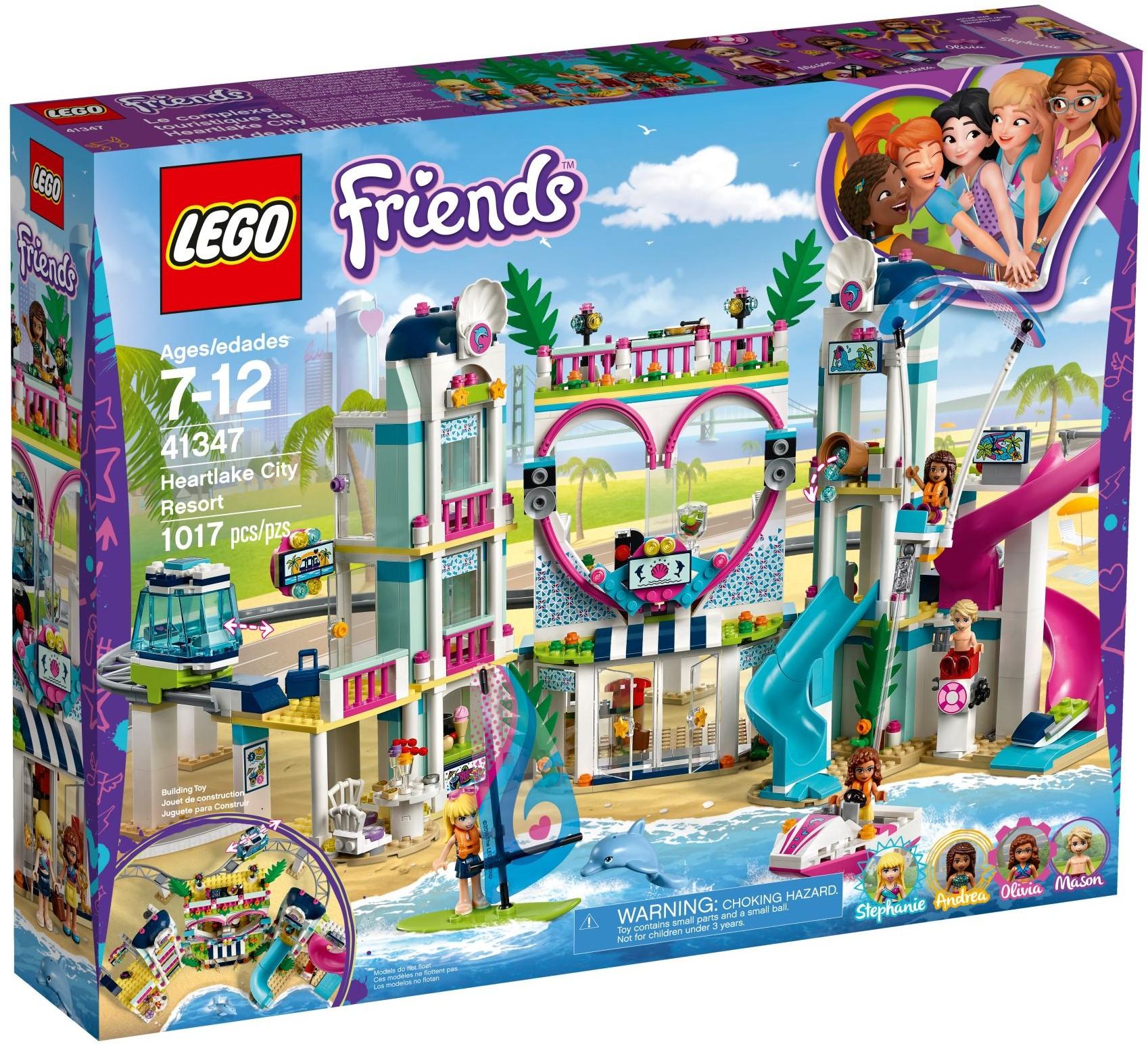 LEGO® 41347 - Heartlake City üdülő