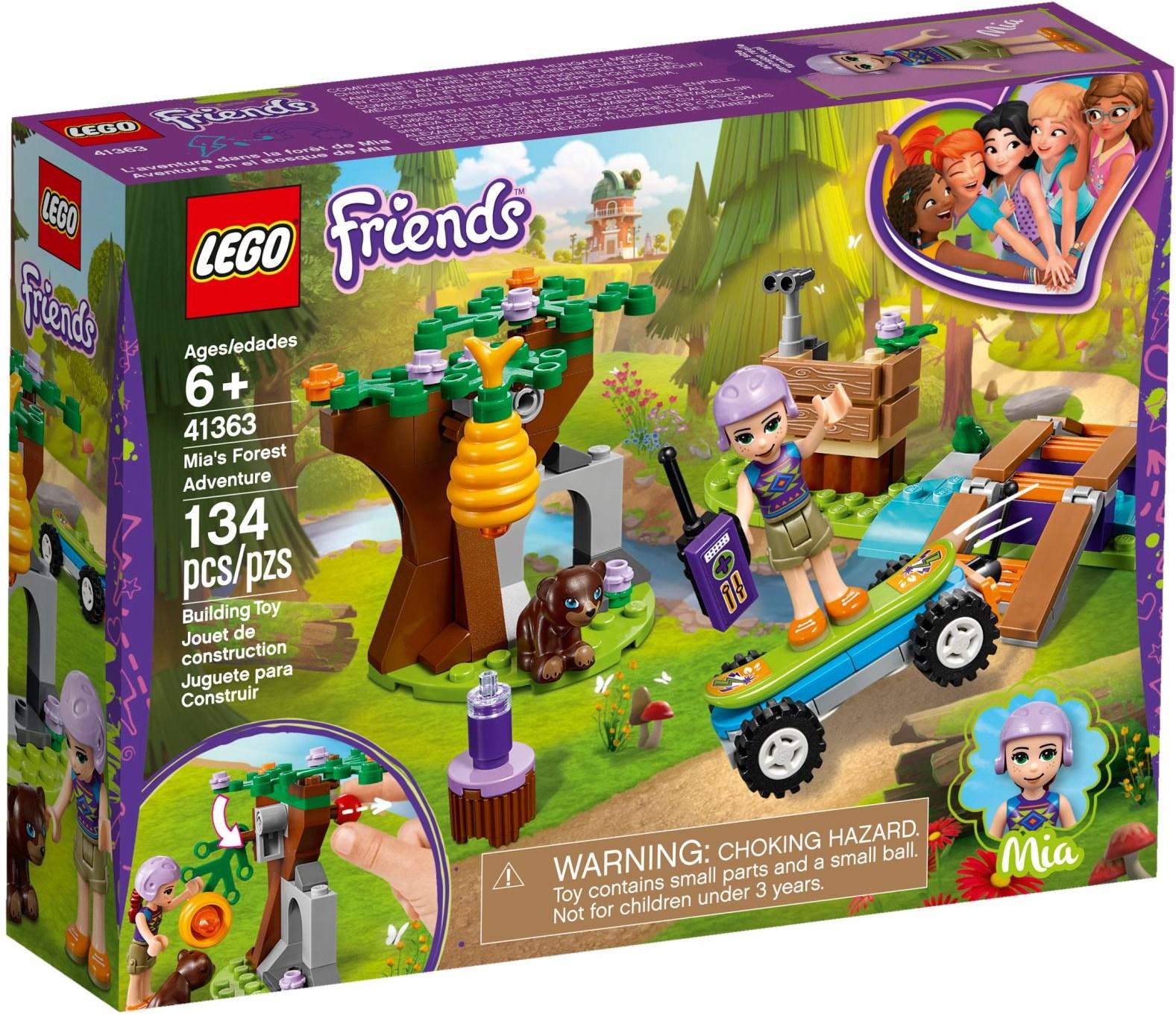 LEGO® 41363 - Mia erdei kalandja