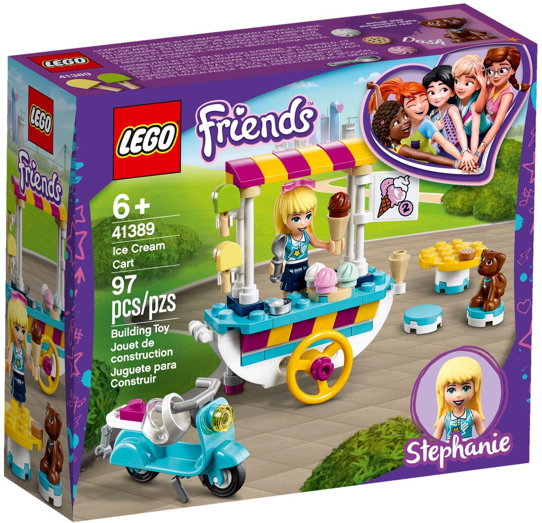 LEGO® 41389 - Fagyis tricikli