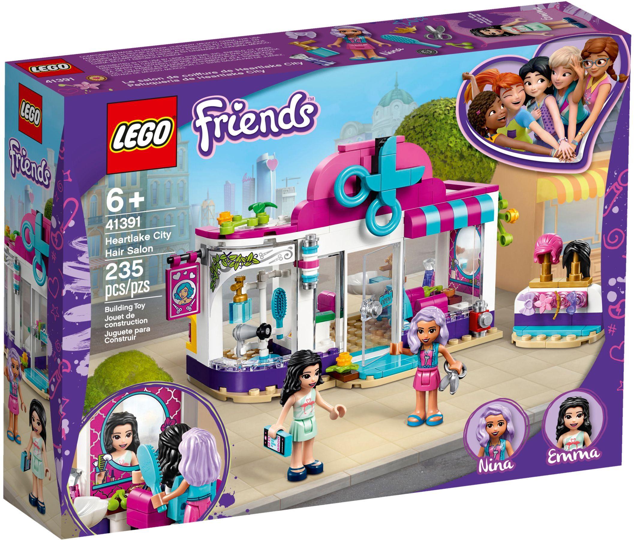 LEGO® 41391 - Heartlake City Fodrászat