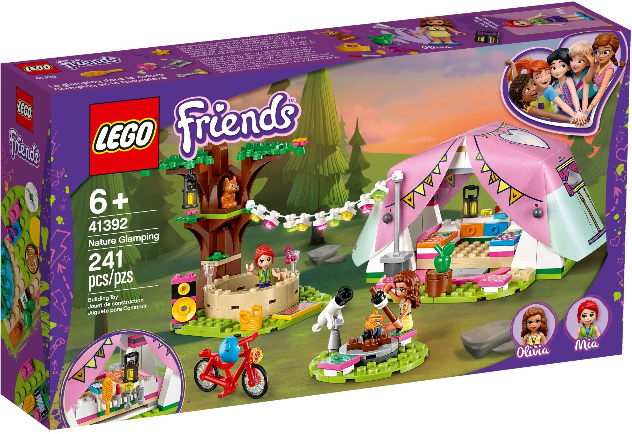 LEGO® 41392 - Kemping