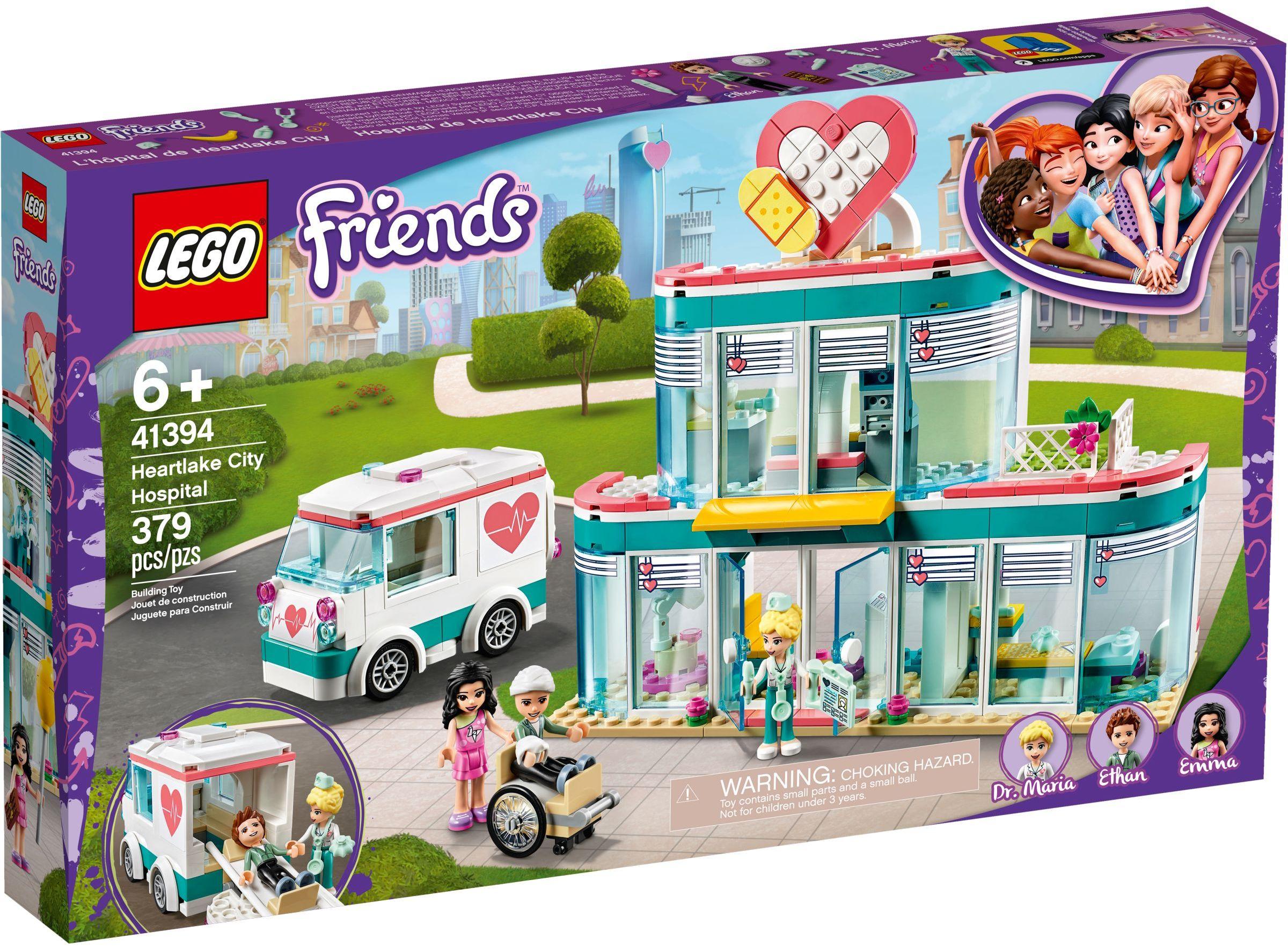 LEGO® 41394 - Heartlake City Kórház