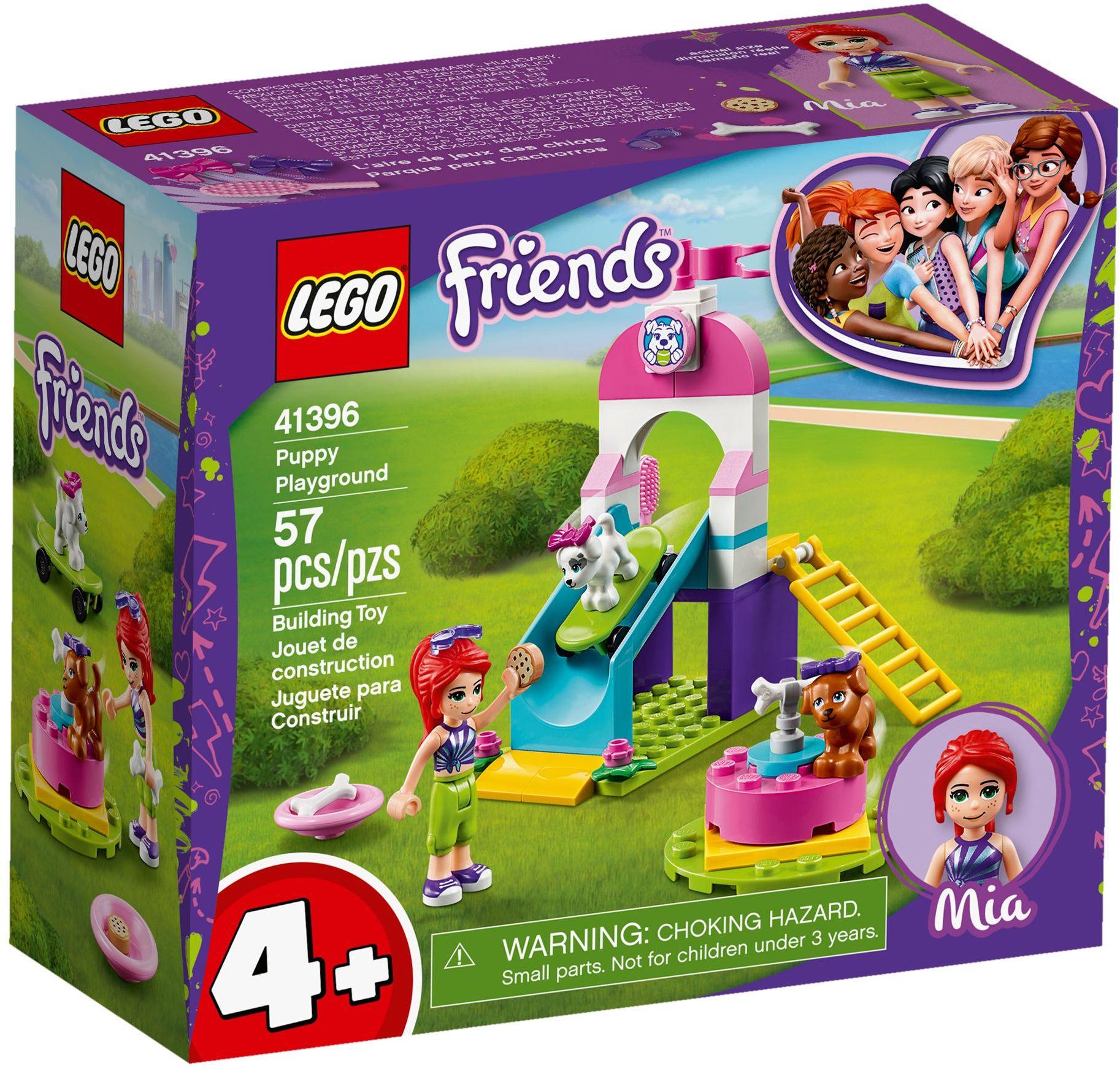 LEGO® 41396 - Kedvencek játszótere