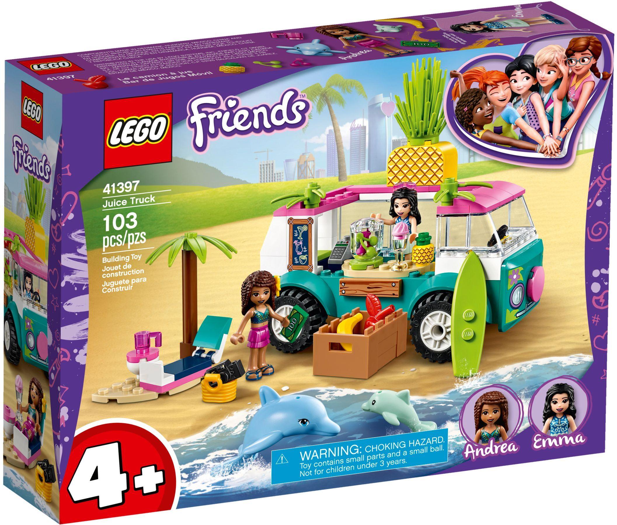LEGO® 41397 - Tengerparti felfrissülés