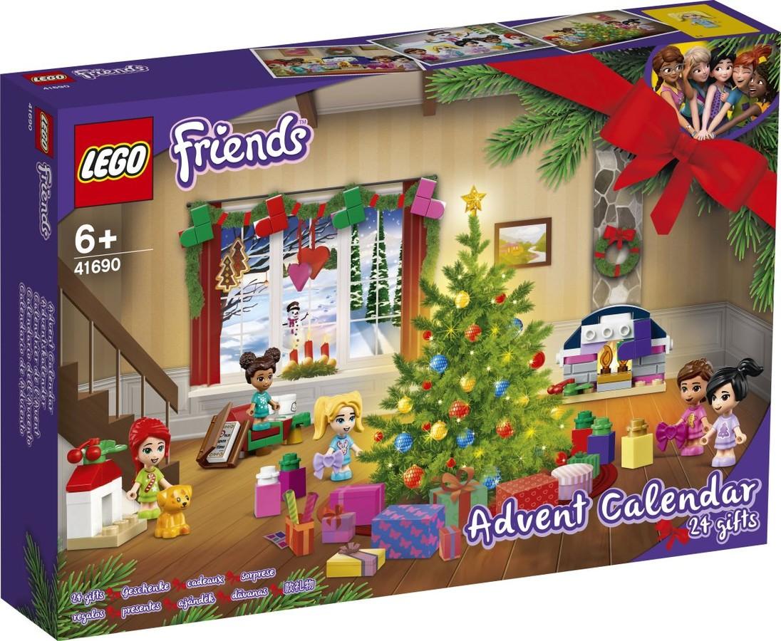 Friends 41690 - LEGO® Friends Adventi naptár