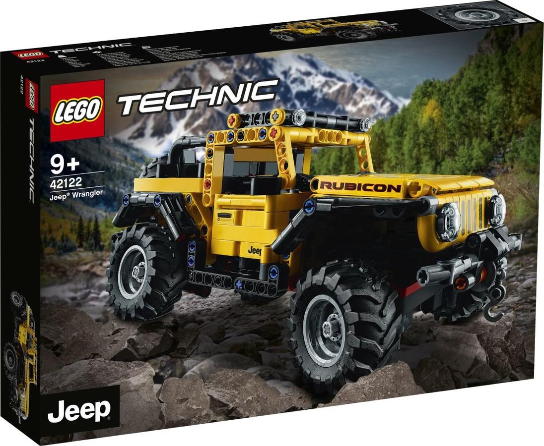 42122 - Jeep® Wrangler